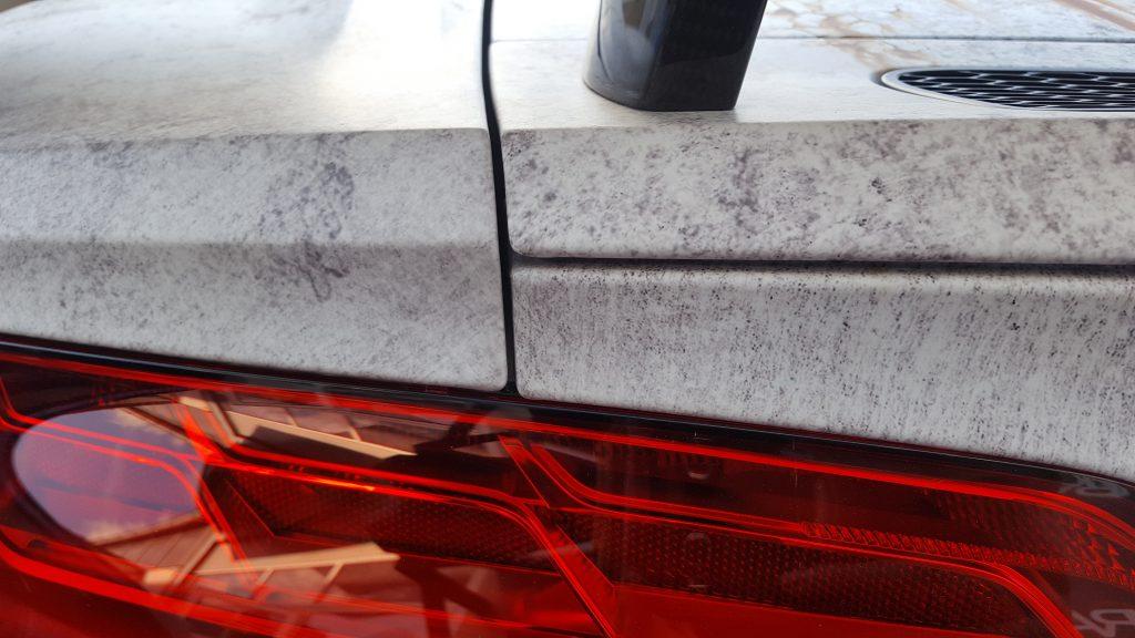 Audi R8 V10 Vollfolierung