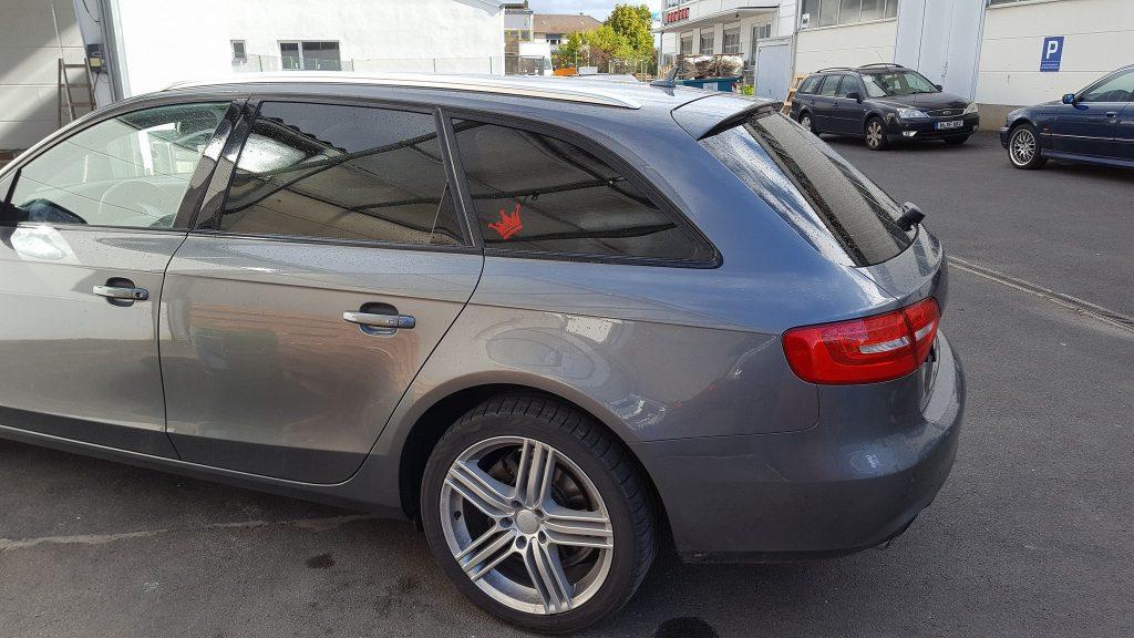 Scheibentönung würzburg Audi A4