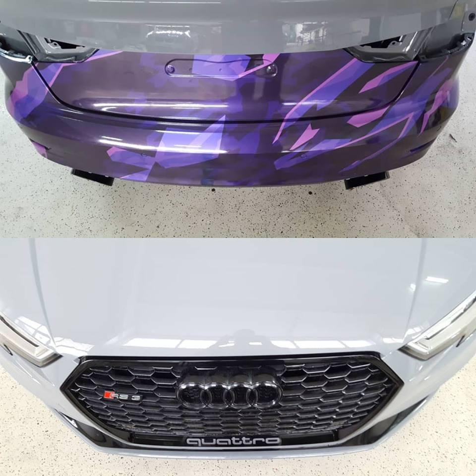 Audi RS3 Digitaldruck by cr-carwrapping