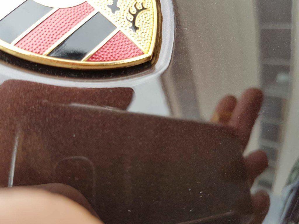 Porsche Macan XPEL Lackschutzfolie