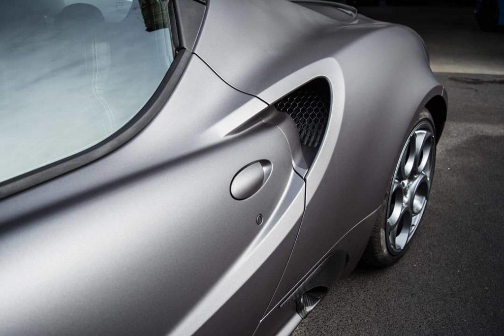 Alfa Romeo komplettfolierung