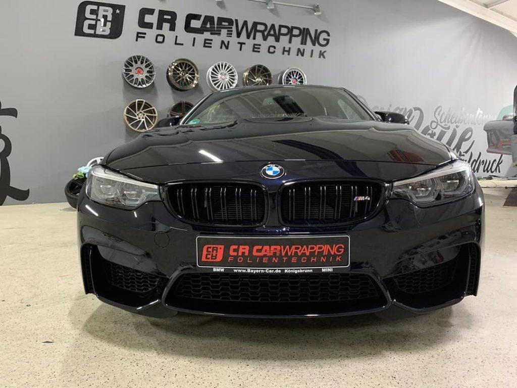 BMW M4 XPEL Lackschutz