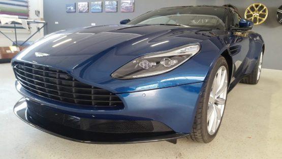 Aston Martin XPEL Lackschutzfolierung Würzburg