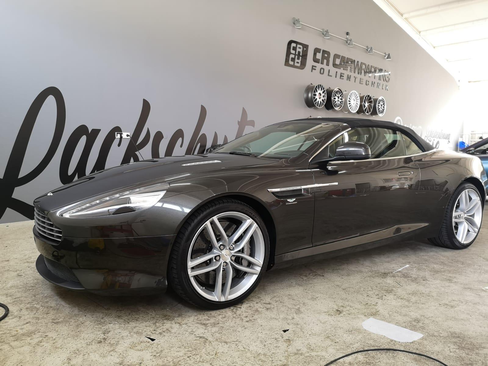 Aston Martin Lackschutz Würzburg