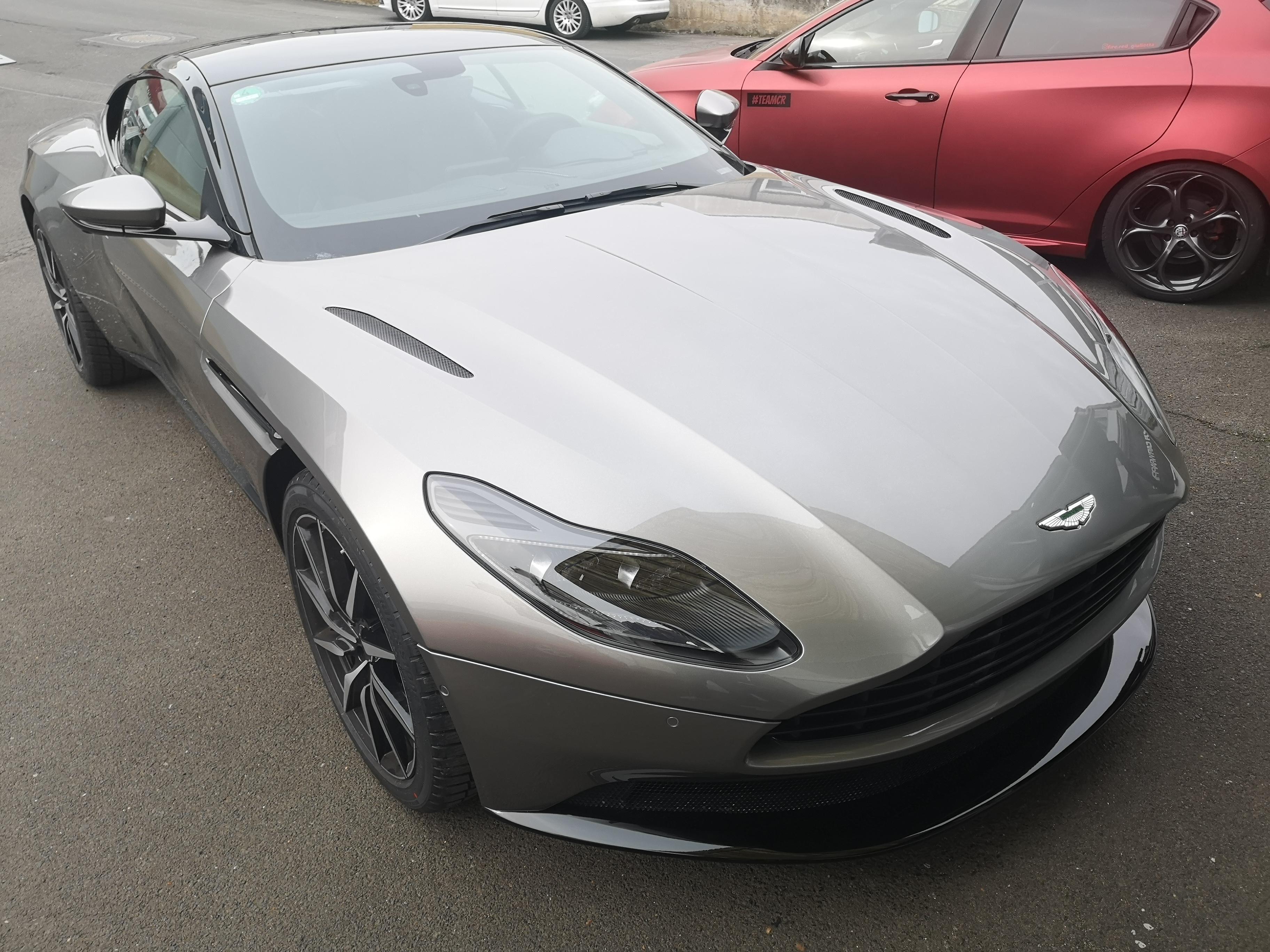 Aston Martin DB11 XPEL Lackschutzfolie