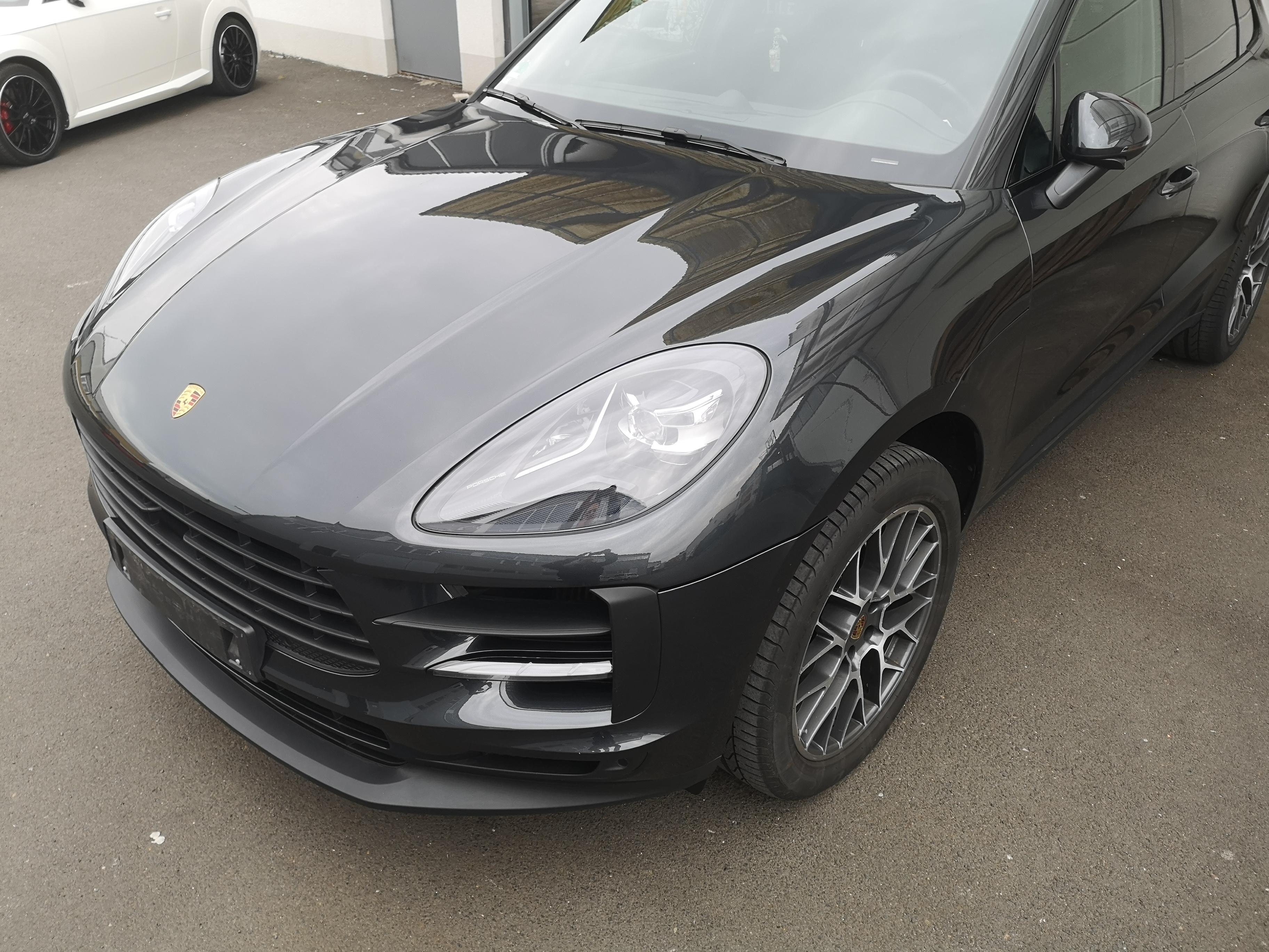 Porsche Macan XPEL Lackschutz