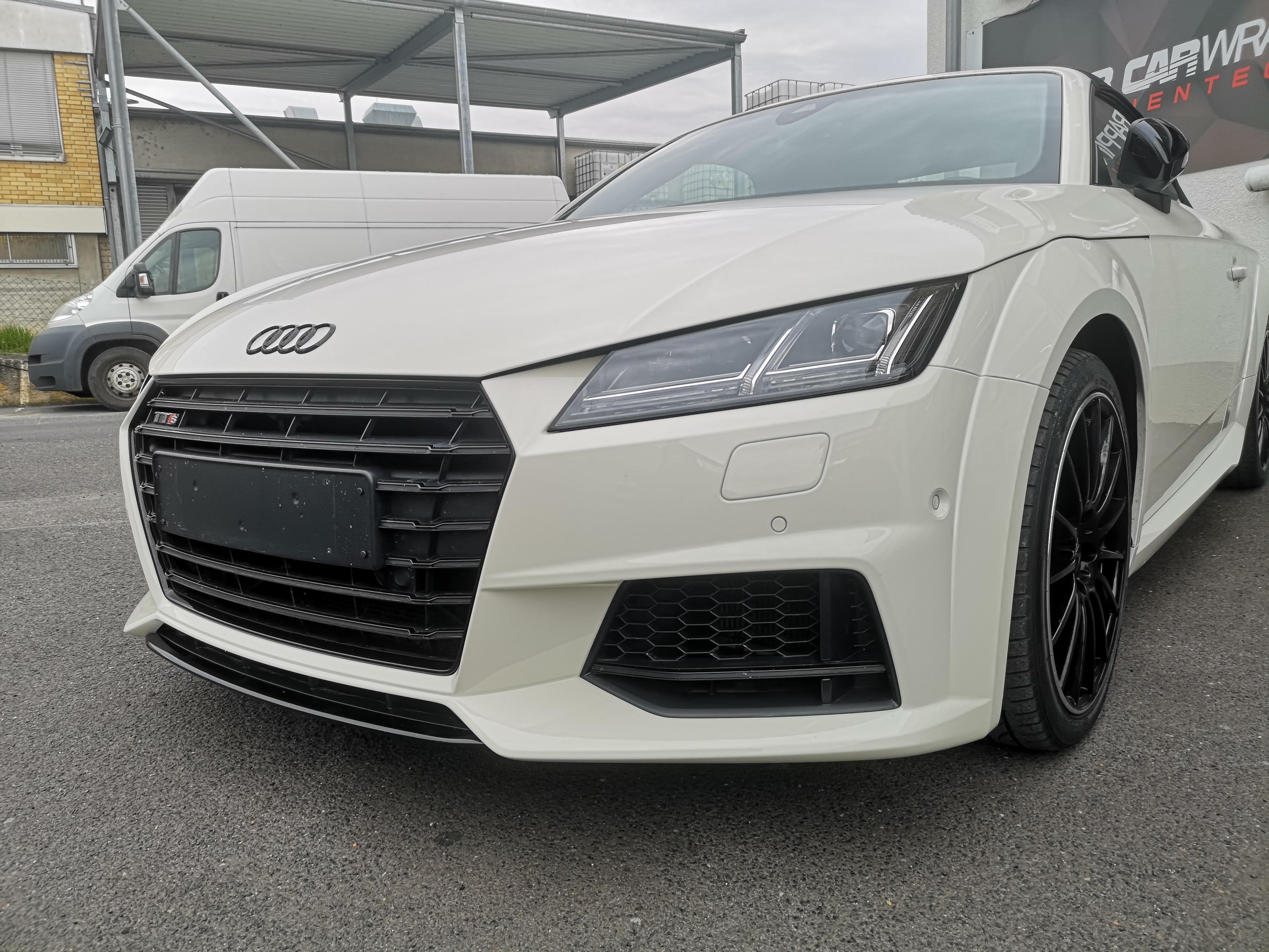 Audi TT Cabrio XPEL Lackschutz