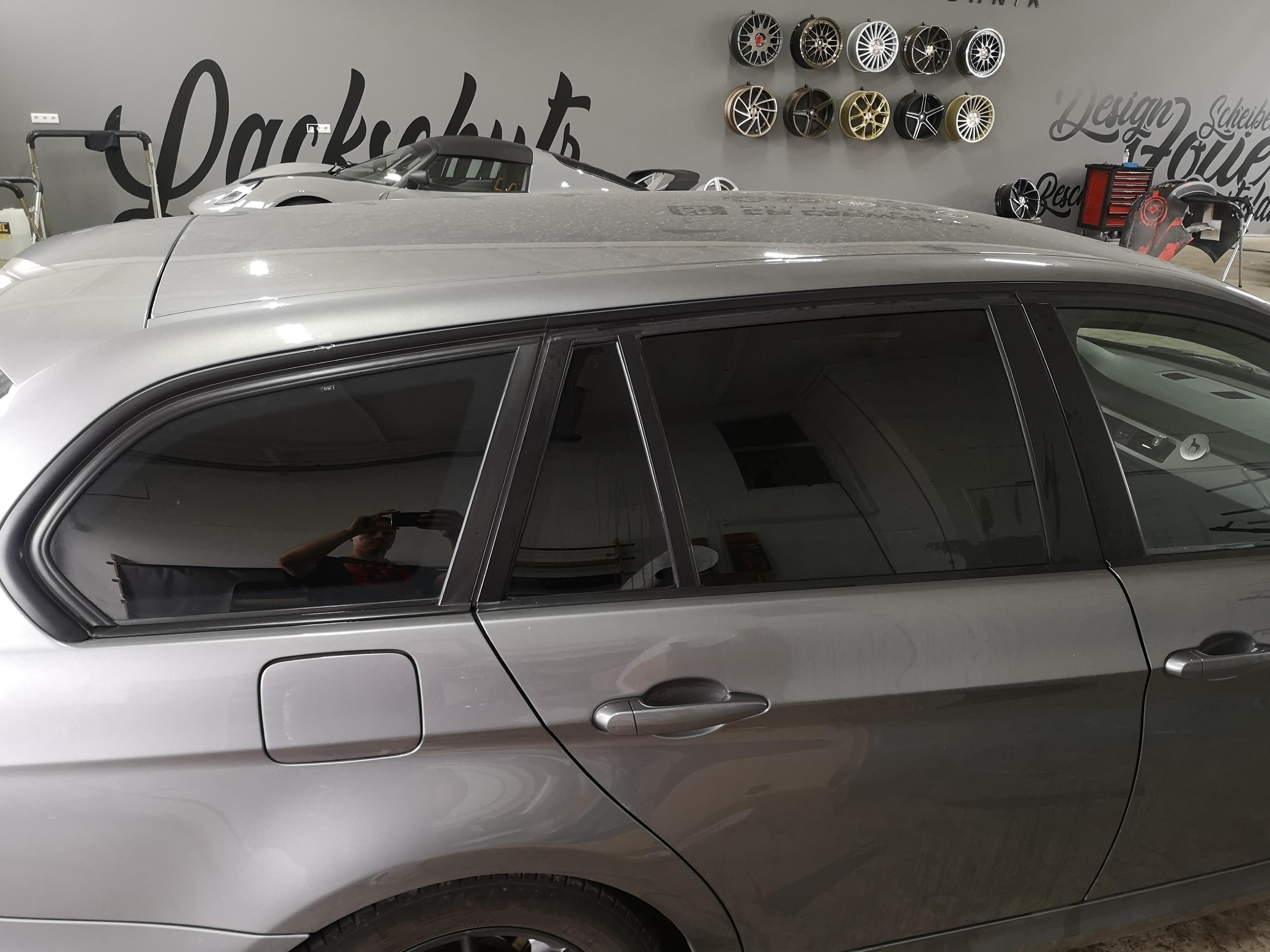 BMW 3er Touring - Scheibentönung