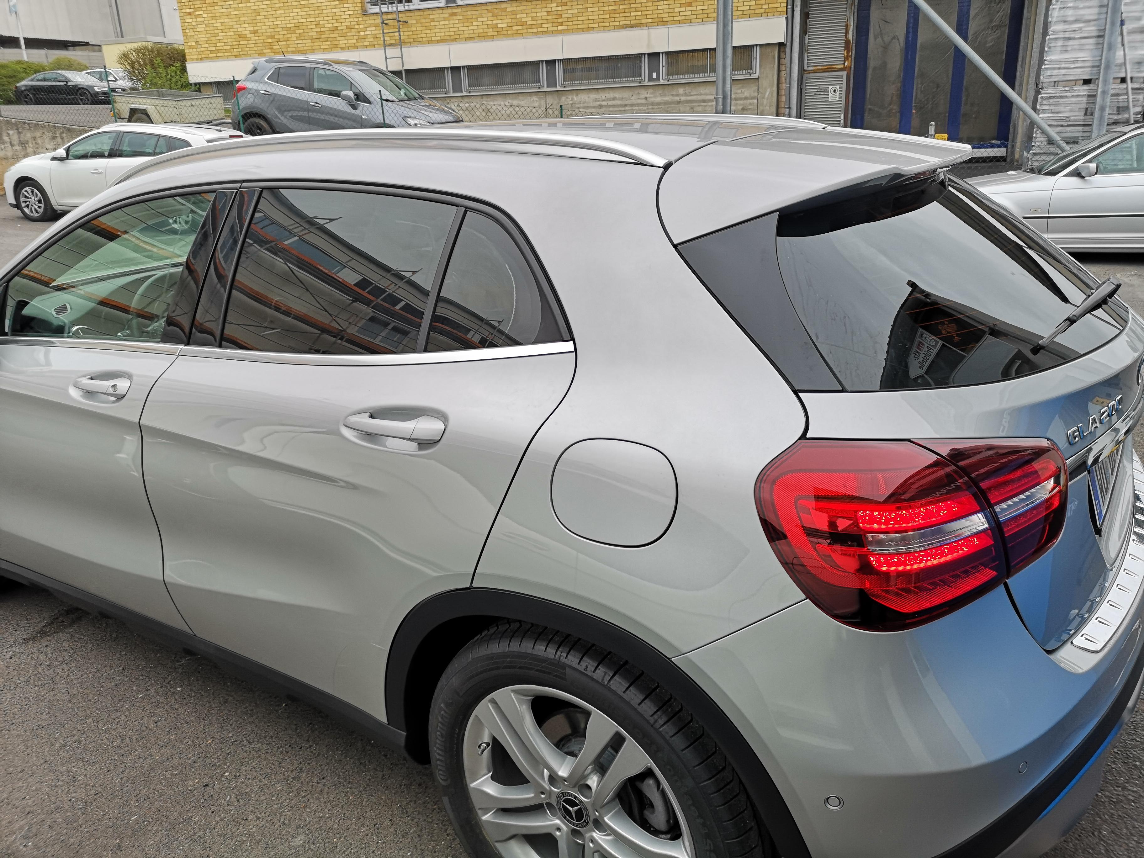 Mercedes GLA Scheibentönung
