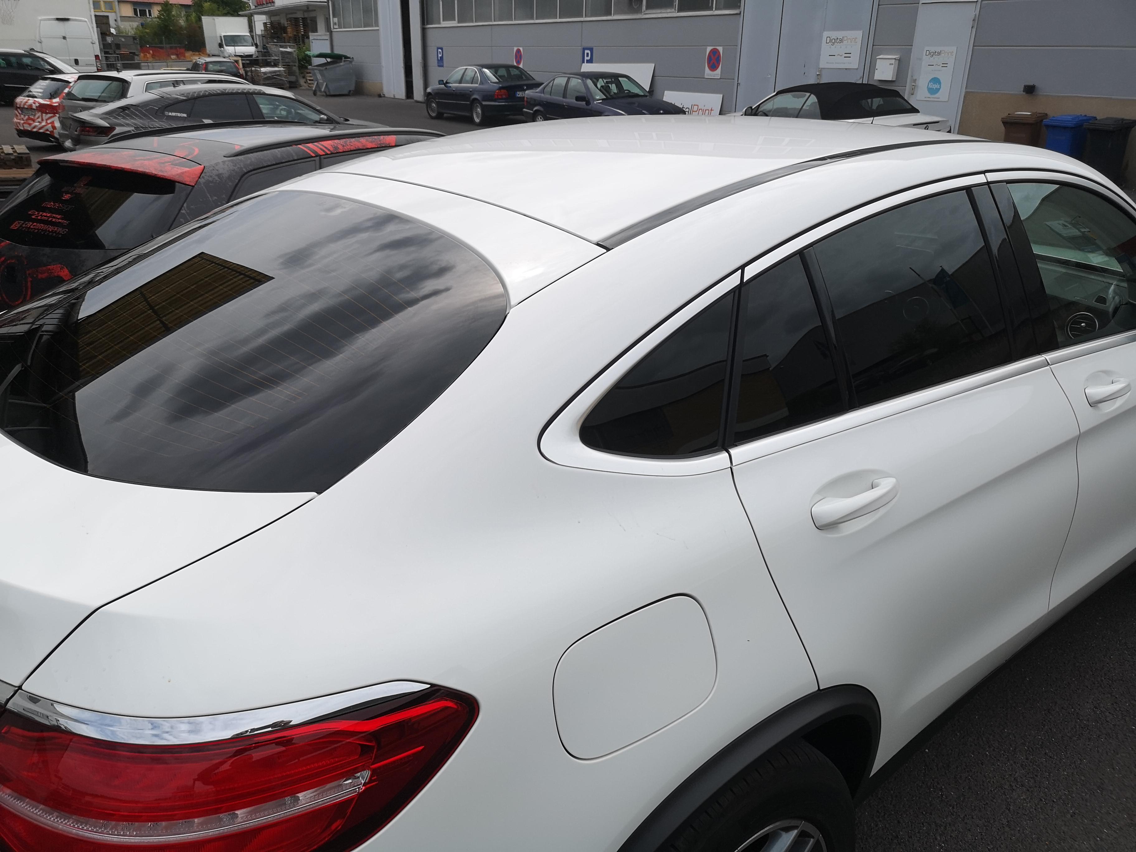 Mercedes GLC Scheibentönung