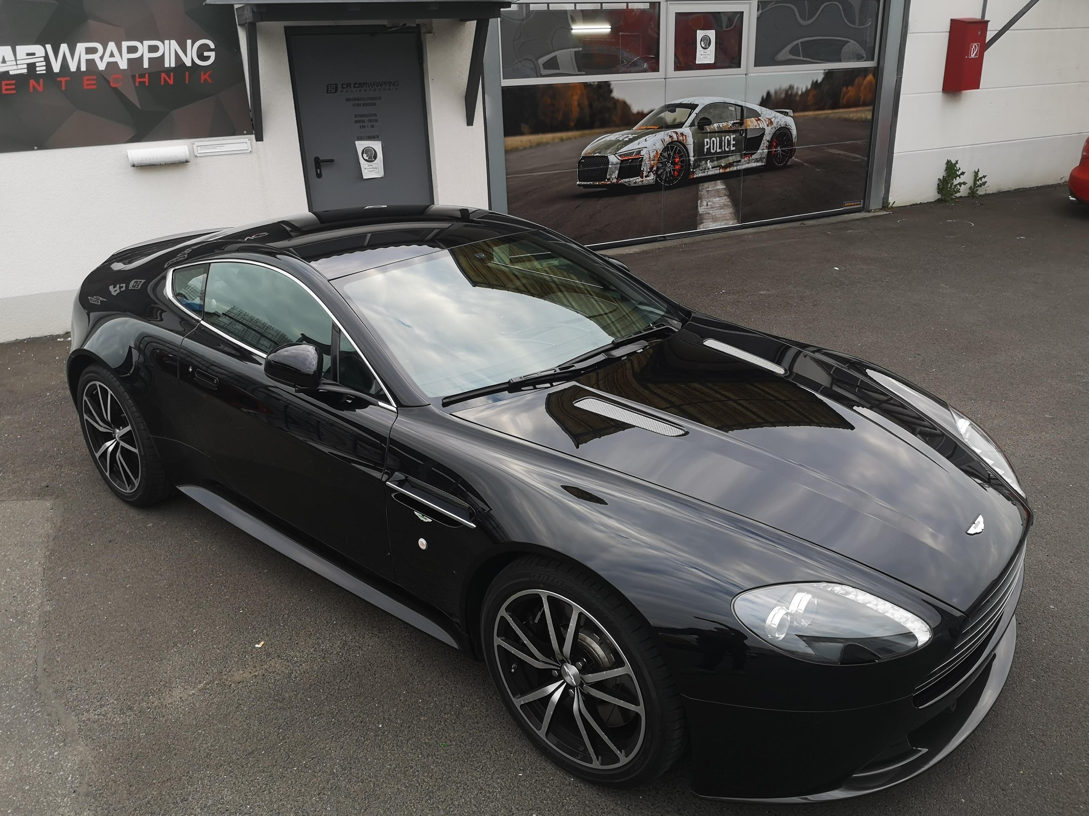 Aston Martin Vantage XPEL