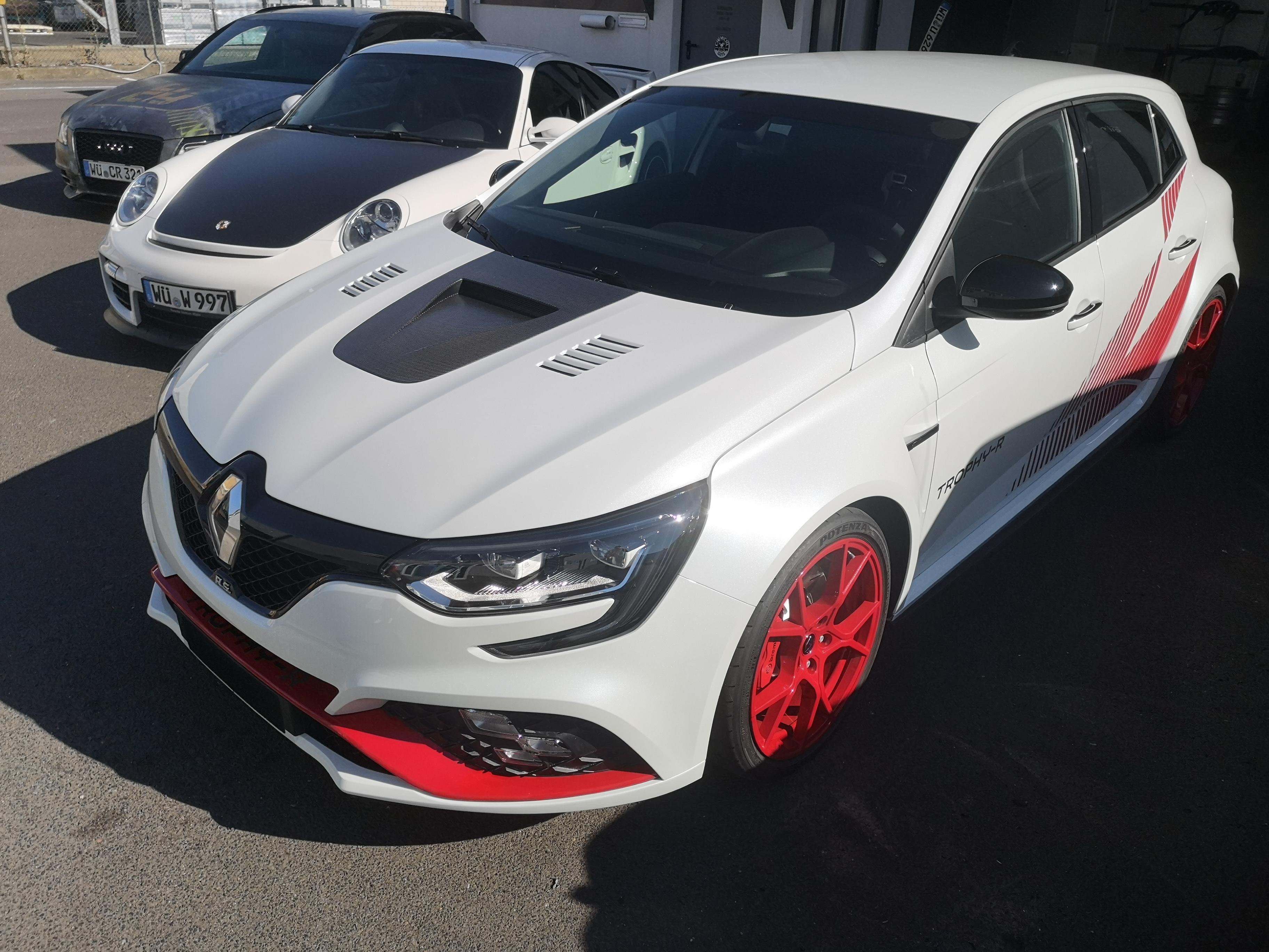 Renault Megan Trophy R XPEL
