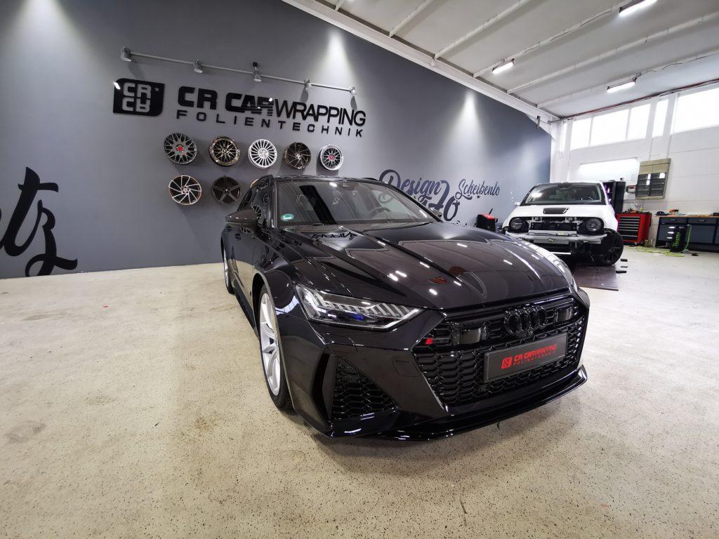 Audi RS6 C8 XPEL Lackschutz