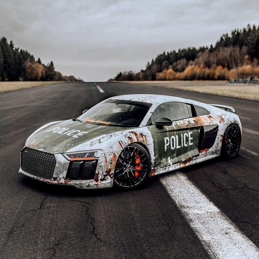 Premium Autofolierung in Wü
